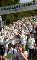 Miles for Macmillan - Edinburgh