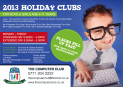 Summer Holiday Computer Camps in Kensington & Chelsea