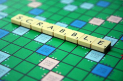 Scrabble at Bolton Library