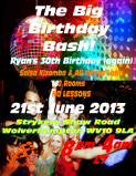 The Big Birthday Bash