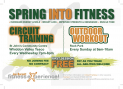 Spring Into Fitness - Outdoor Workout