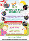 Play Rangers FREE Sunday Sessions
