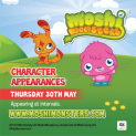 Moshi Monsters at Festival Leisure Park!