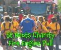 St Neots Fire Engine Pull for Charity