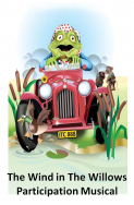 Wind in the Willows – take part in this half-term musical treat at Epsom Playhouse #EpsomPlayhouse