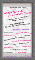 Northants Pamper Day Event