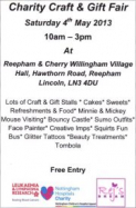 Charity craft & Gift fair