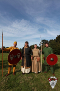 A Festival of Anglo-Saxon Life at Westbury Manor Museum
