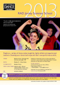 Royal Academy of Dance Summer School