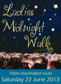 Ladies Midnight Walk