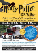 HARRY POTTER CHARITY DAY