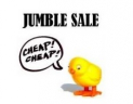 Charity jumble sale