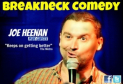 Breakneck Comedy: Joe Heenan plus guests