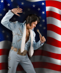Elvis Tribute Night 3 Course Meal & Disco