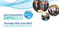 Kingston Business Expo – Thursday 20th June 2013