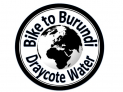 Bike to Burundi sponsored cycling event Draycote Water