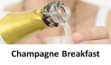 Start your racing weekend in sparkling form with a Champagne Breakfast at 143 The Canopy #143thecanopy