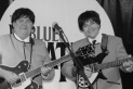 The Blue Beatles Duo at Monroe's Rock Cafe in Reading