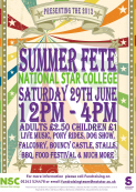 National Star College Summer Fete