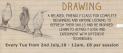 Learn Drawing - for Complete Beginners
