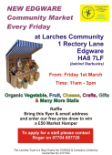 Larches Community Market