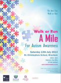 Walk or Run a Mile for Autism