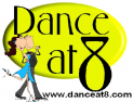 Beginners Modern Ballroom Waltz dance classes with 'Dance at 8'
