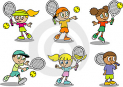 Little Smashers Pre-School Tennis