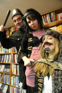 The Pirates of Penzance by Gilbert & Sullivan at Richmond Letcombe Regis