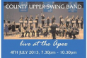 County Upper School Swing Band