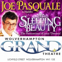 Wolverhampton Grand Theatre 2013/14 Panto - Sleeping Beauty starring Joe Pasquale