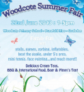 Woodcote Primary School Summer fair