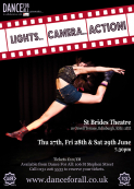 Lights, Camera, Action! Dance Theatre Show