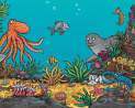 Tiddler And Other Terrific Tales from Julia Donaldson and Axel Scheffler