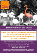 Raise Your Profile - Marketing Workshop