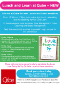 NEW Lunch and Learn Life Coaching Taster Sessions