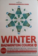 Badminton Beginners Course