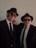 The Panahar Presents!!  The Fabulous Blues Brother's Show!!!