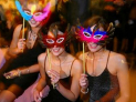 Masquerade Christmas Party Nights