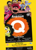 The Zodiac Present Avenue Q
