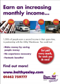 Want to earn an extra income without affecting your day job?