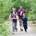 Run the Oxford Parks - try Orienteering at Shotover Country Park