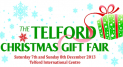 The Telford Christmas Gift Fair at Telford International Centre