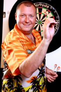 Wayne Mardle Darts Exhibition