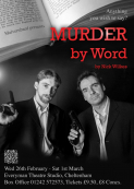 '' MURDER by Word ''  Presented by MalvernBard By Nick Wilkes