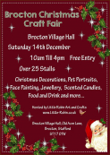 Brocton Christmas Craft Fair