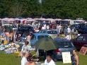 Sunday Car Boot on Hard Ground at Stonham Barns