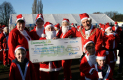 Lutterworth Santa Fun Run