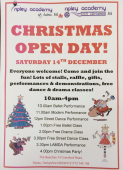 Ripley Academy Christmas Open Day