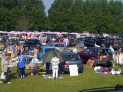 Sunday Car Boot at Stonham Barns on Hard Ground